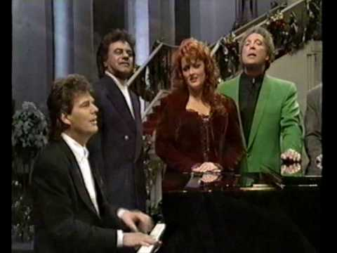 David Foster & Guests - WHITE CHRISTMAS (TV Audio) (1993 TV Special)