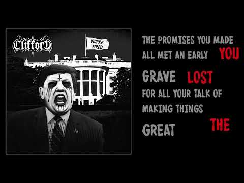 Clifford - You're Fired! (By a lot) (Official Lyric Video)