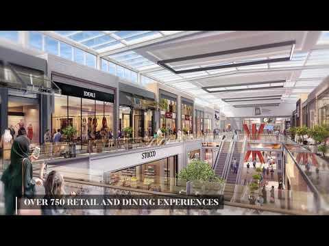 Dubai Hills Mall - Emaar Properties