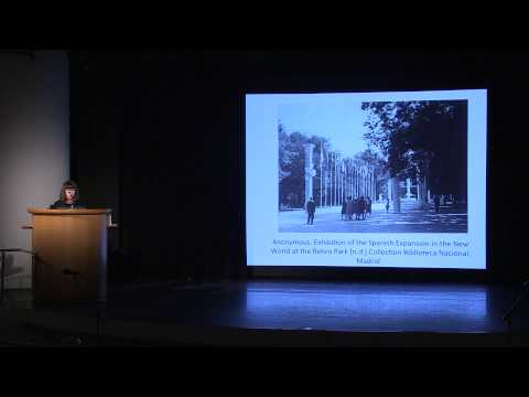 """Guggenheim Lecture - """"Ritual and Spectacle in Franco's Regime"""" by Miriam M. Basilio"""