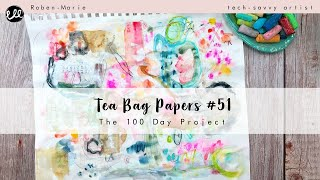 Watch the Process - Tea Bag Pa…