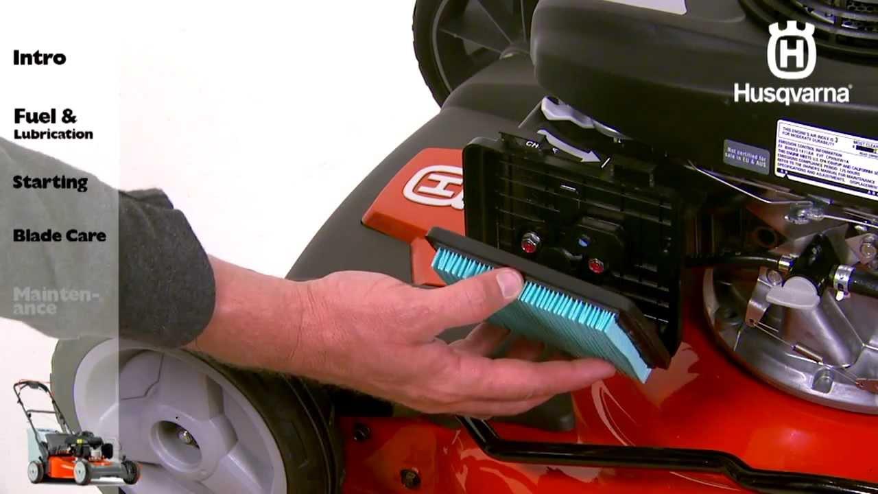 Craftsman 48 Inch Belt Diagram Husqvarna Lawn Mowers Maintenance Youtube