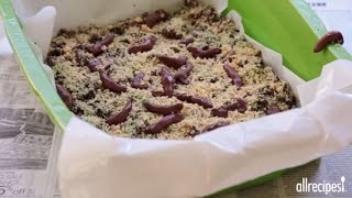 April Fool's Day Recipes - How To Make Kitty Litter Cake