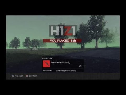 H1Z1: Battle Royale PS3 GRAPHICS