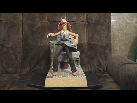 Dancing Jar Jar Binks Review