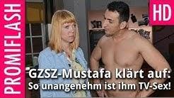 GZSZ-Mustafa klärt auf: So unangenehm ist ihm TV-Sex mit Ramona