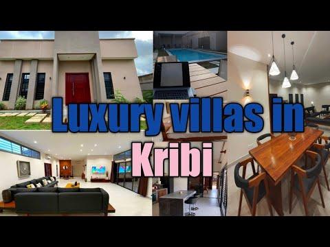 Inside a $450 luxury villa in Kribi Cameroon | Oasis luxury villas