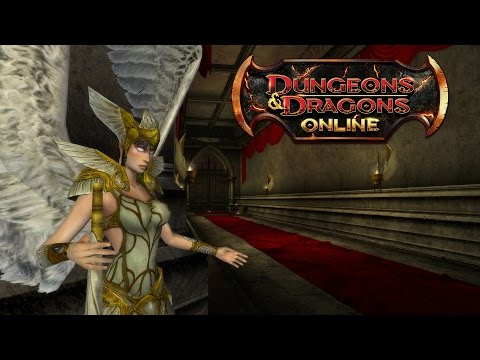 Weekly Wednesday Lunchtime Livestream – Dungeons & Dragons Online