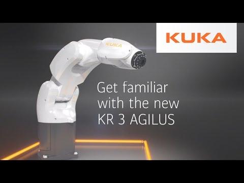 KR 3 AGILUS - Maximum Performance | Minimum Space