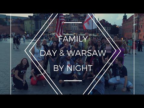 Warsaw by Night & Family Day (WYD 2016)