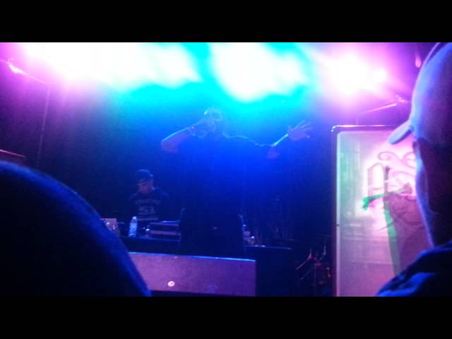 The Chosen One Live (Twiztid Mystery Show 3/14/15)