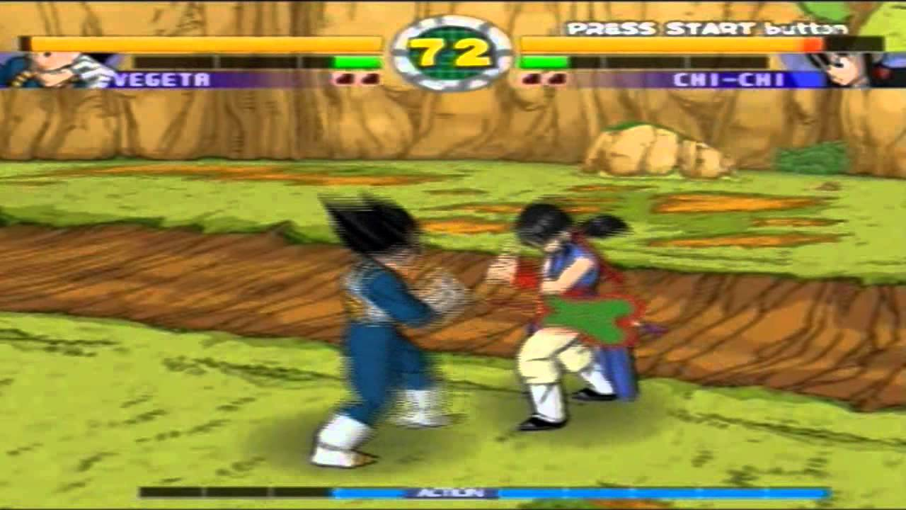 Super Dragonball Z - PlayStation 2