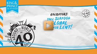 Around the World in 40 Days-Lent 2019