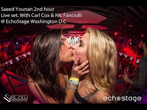 SAEED YOUNAN RECORDED LIVE @ ECHOSTAGE (2nd hour)