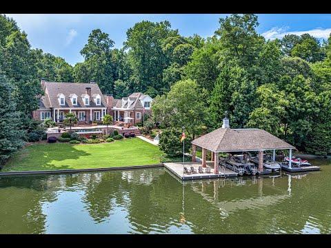 8666 Canal Drive, Jonesboro, GA | Lake Spivey - Waterfront - Saltwater Pool +++