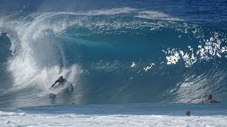 Pipeline-  Ehukai Beach Park; Dec. 7th, 2017