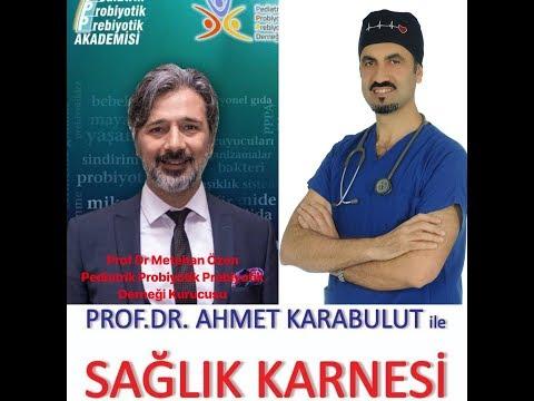 PROBİYOTİK VE MİKROBİYOTA (BİLMENİZ GEREKENLER) - PROF DR METEHAN ÖZEN - PROF DR AHMET KARABULUT