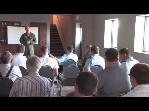 Smoky Hill Weapons Range GA Pilots' Safety Brief