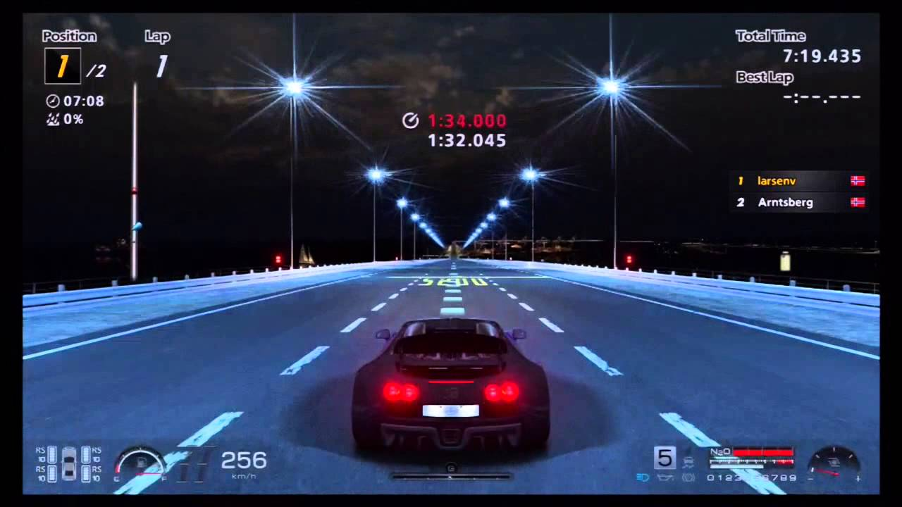 gt6 drag race bugatti veyron vs pagani huayra gran. Black Bedroom Furniture Sets. Home Design Ideas