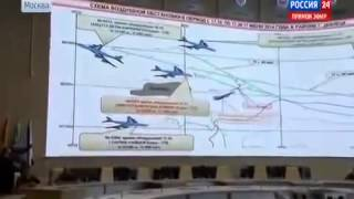 Russian Federation Lieutenant-General A.V.Kartapolov on Malaysian Airline crash