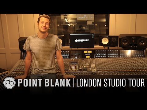 Point Blank London Studio Tour: Meet Your Course Advisor