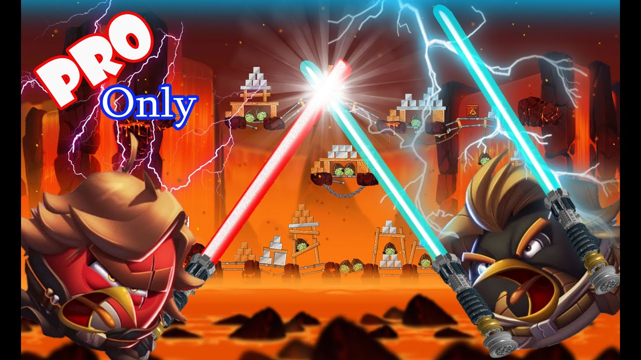 Angry Birds Star Wars 2 Part3 All Boss Fights Revenge Of The