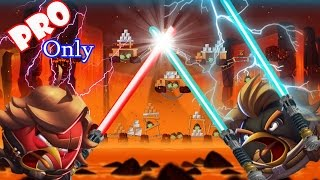 Angry Birds Star Wars 2: Part-3 All Boss Fights [Revenge Of The Pork] Obi-Wan &  Anakin Episode III