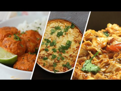 Creative Takes On Butter Chicken • Tasty