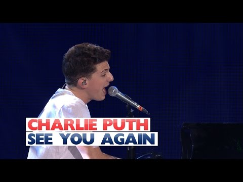 Charlie Puth - 'See You Again' (Live At...