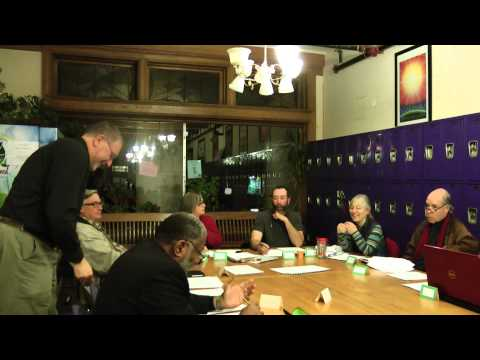 New Roots Charter School, 11/14/13 Board meeting re: potential change in admissions policy and other