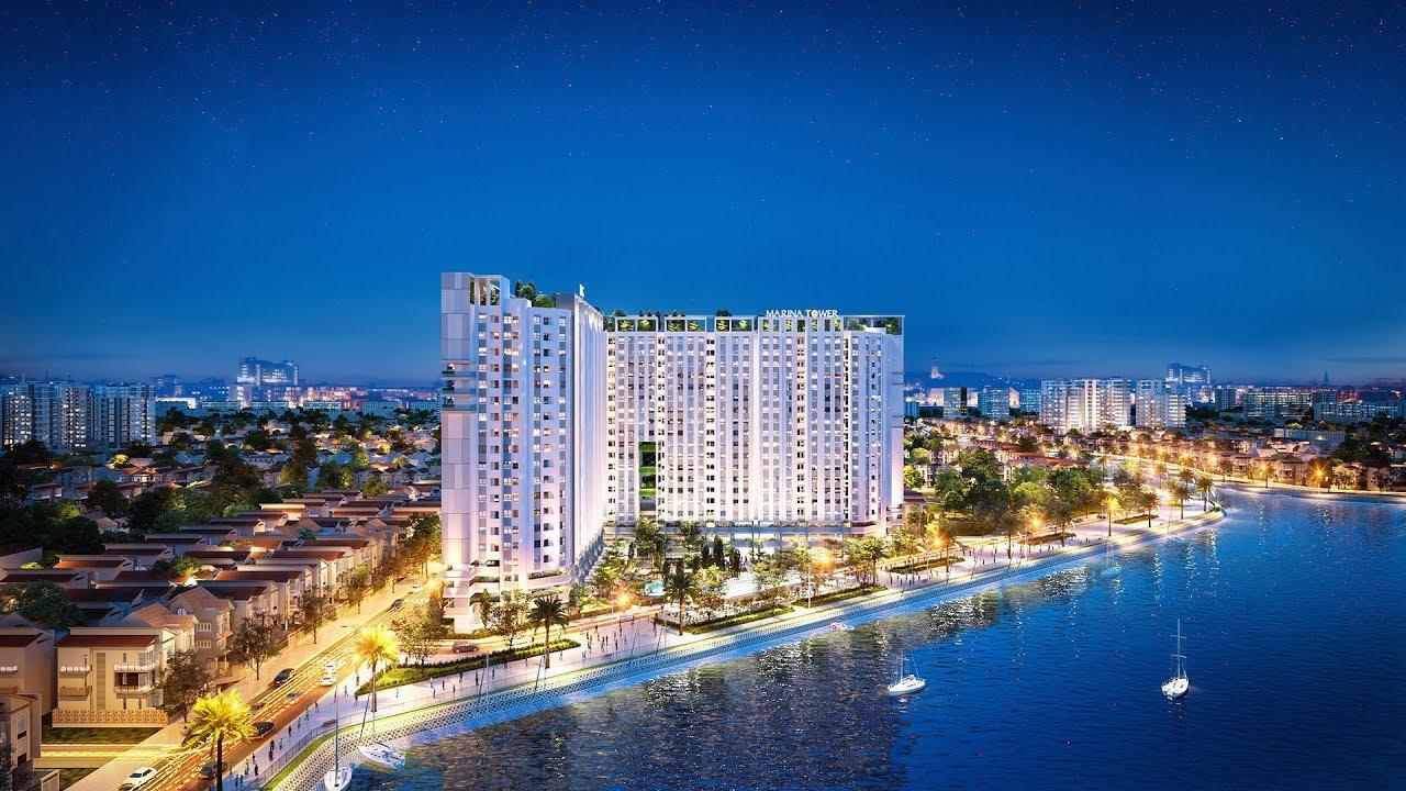 Marina Tower Bình Dương – Dự án số 1 đi đầu theo xu hướng Singapore tại Thuận An. 1