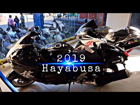 FINNALY 2019 HAYABUSA IS HERE