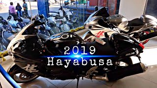 FINNALY 2019 HAYABUSA IS HERE