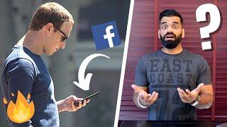 Facebookの秘密の計画-FacebookPhone&Smartwatch🔥🔥🔥