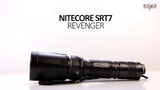 видео Фонарь NiteCore SRT7 (960 люмен)