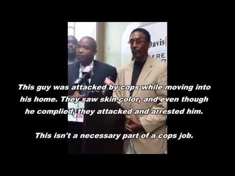 Zero Tolerance Law for Police Brutality