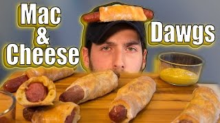 Mac and Cheese Dawgs - Handle It