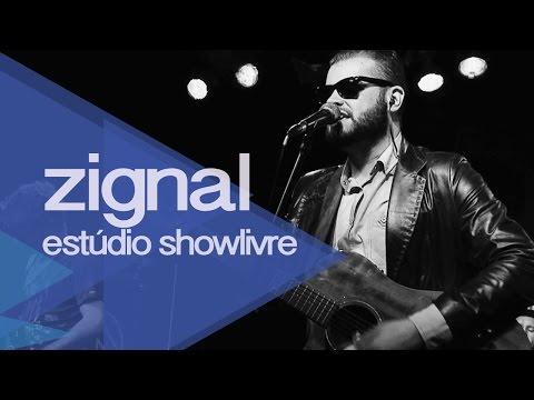 Zignal no Estúdio Showlivre 2014 - Apresentação na íntegra