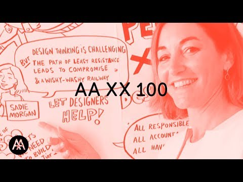 AA XX 100: AA Women and Architecture in Context 1917-2017 - DAY 1 / PART 1