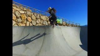 CibSpain.Quad Skate Two times