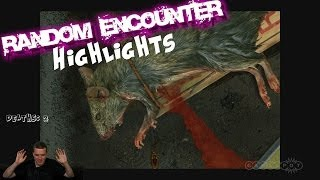 Die like a Cockroach in Bad Mojo Redux - Random Encounter Highlights