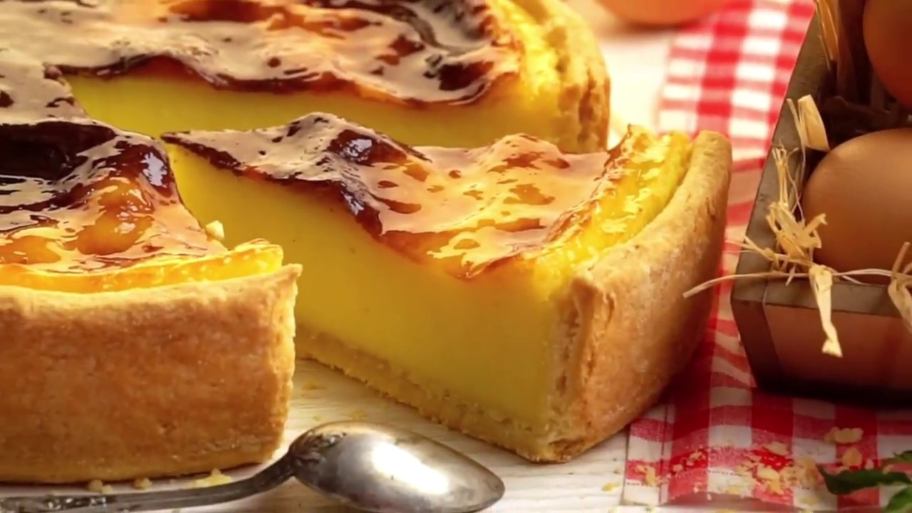 Flan pâtissier : la meilleure recette - tarte au flan pâtissier