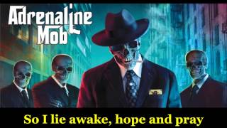Adrenaline Mob - Crystal clear - with lyrics