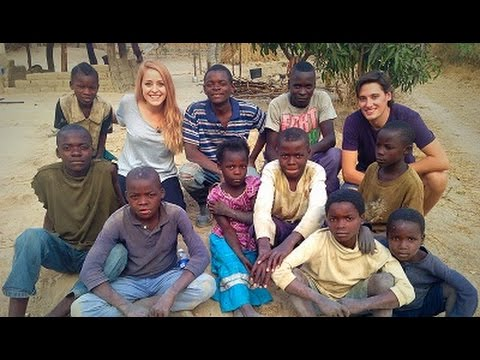 My Trip to Zambia with Comic Relief | Fleur De Force