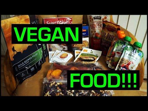 Vegan Backpacking Food Ideas!!!