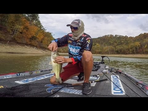 Wesley Strader Brings the Heat on Norris Lake