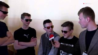 Matrioszka 2015 - wywiady - ZSNR2 - CZYLI.TV
