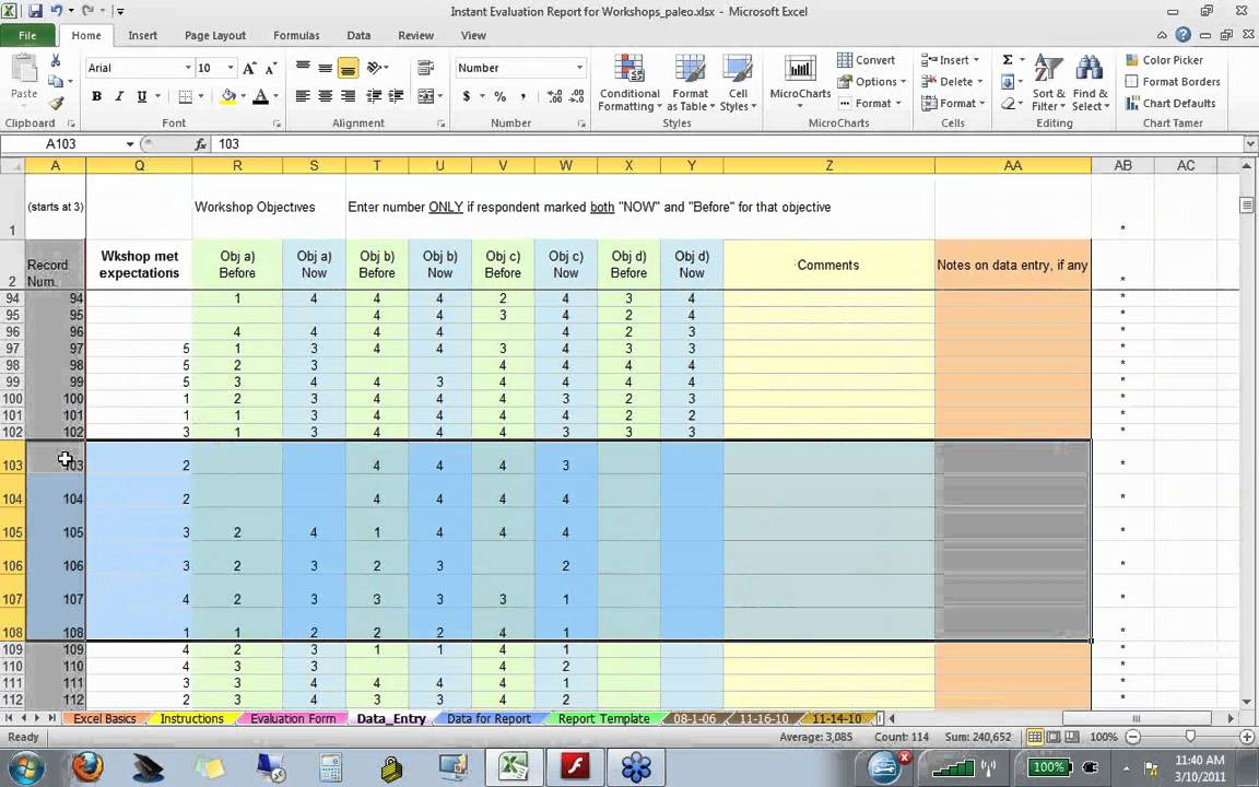 Webinar How to Use Excel for Data Analysis and Reports Webinar – Data Analysis Excel