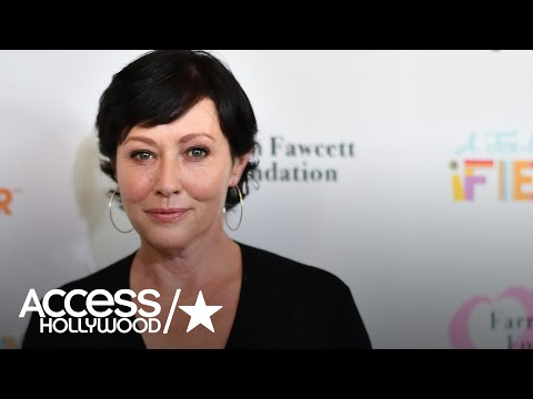 Shannen Doherty's Breast Cancer Awareness Post Is Heartbreaking & Inspiring | Access Hollywood