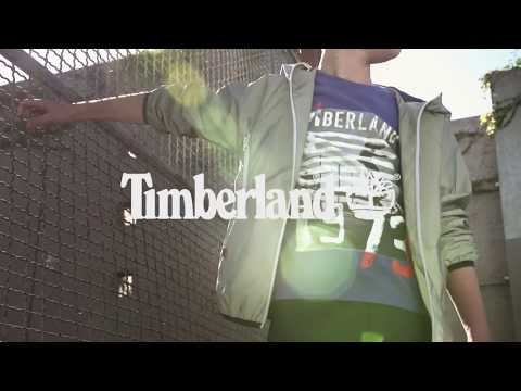 Timberland kids - Spring summer 18 campaign